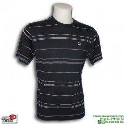 Camiseta John Smith FINNAN Azul Marino Hombre manga corta algodon