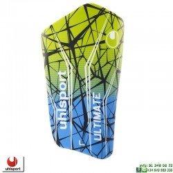 Espinillera UHLSPORT ULTIMATE 100678101 Verde-Azul