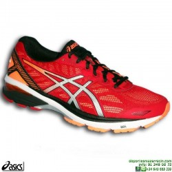 Deportiva Running ASICS GT-1000 5 Rojo-Negro T6A3N-2393 PRONACION personalizar