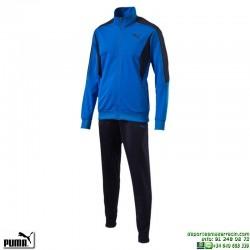 Chandal PUMA ACTIVE BETTER Tricot Suit Azul Hombre 838596-33 poliester acetato