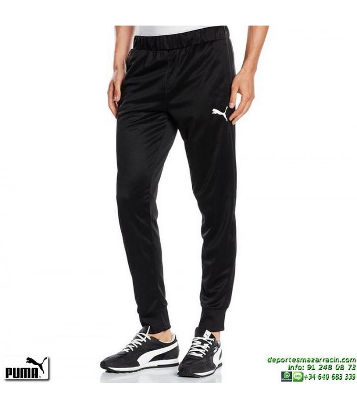 Avanzar A veces a veces Inesperado  Pantalón pitillo PUMA Soccer Flash Tricot Pants Negro 838330-01 hombre