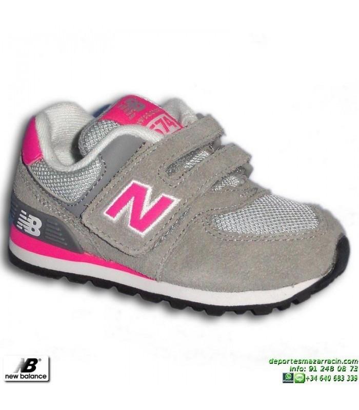 zapatillas new balance velcro