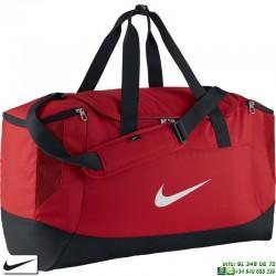 Bolsa de Deporte Nike Club Team Swoosh Rojo Mediana BA5193-657 Futbol gimnasio