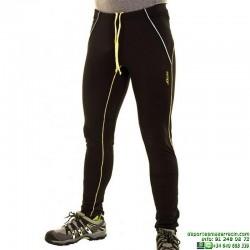 Malla Running Larga Frio extremo JOLUVI FIT WINTER 233411 Negro unisex correr