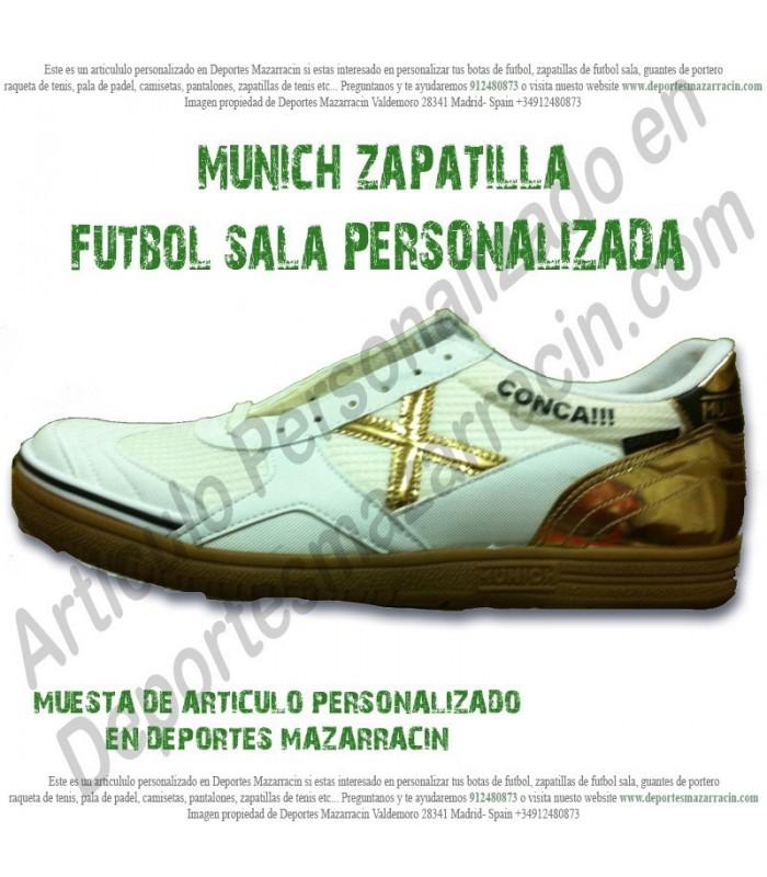 Grabar Nombre Futbol Estampar Zapatilla Personalizar Sala Numero dCxroeWB
