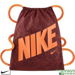 Bolsa Gimnasio Nike YA GRAPHIC Gymsack Rojo-Naranja BA5262-677