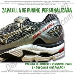 PERSONALIZAR zapatilla RUNING CORRER (Imagenes de muestra)