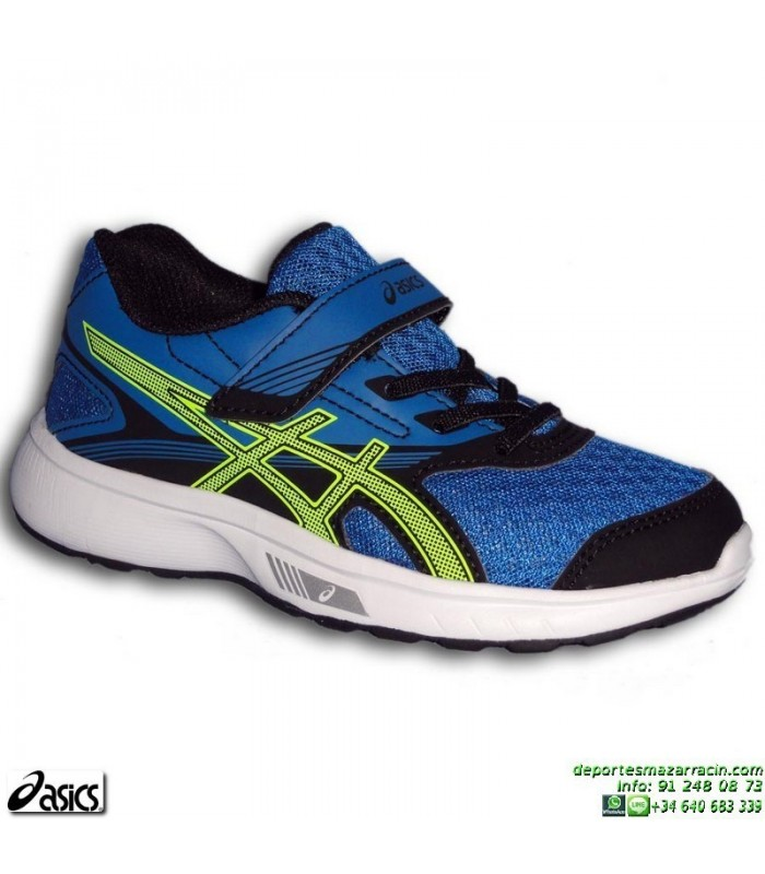 zapatillas asics niño 34
