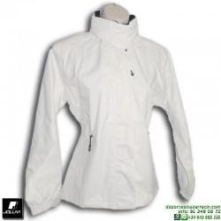 Abrigo Fino Mujer Joluvi MEGA-3000 Blanco 230526 parka Nieve parka