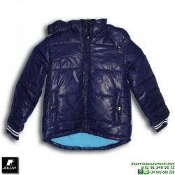 Abrigo Anorack Joluvi COLE 232482 Niño Azul Marino chaqueta invierno