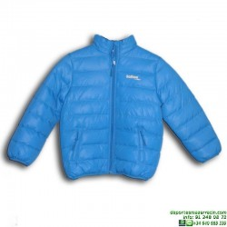 af033832c9b Abrigo Acolchado Junior Softee ZURICH Azul Royal
