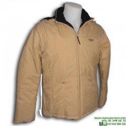 Abrigo CONY Marron parka chaqueta Nieve montaña