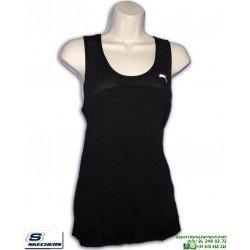 Camiseta Tirantes Mujer PUMA Transition Tank W Negro 590731-01
