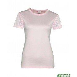 Camiseta TECNICA Mujer Softee COMPETICION Economica color deporte