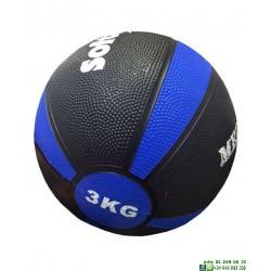 Balon Medicinal 3 kilos New Azul softee