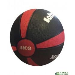 Balon Medicinal 4 kilos New Rojo softee