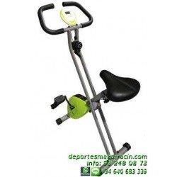Bicicleta Estatica PLEGABLE Magnetica deportium Softee