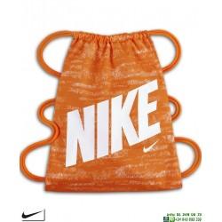 Bolsa Gimnasio Nike YA GRAPHIC Gymsack Naranja BA5262-867 saco