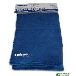 Toalla de Microfibra 180x100 Azul