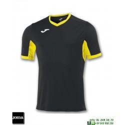 JOMA Camiseta CHAMPION IV Futbol NEGRO - AMARILLO 100683.109