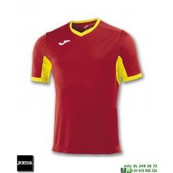 JOMA Camiseta CHAMPION IV Futbol ROJO - AMARILLO 100683.609