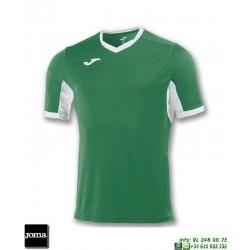JOMA Camiseta CHAMPION IV Futbol VERDE - BLANCO 100683.452