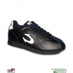 Zapatilla Clasica John Smith CORSAN Negro Hombre nike cortez hombre sneakers