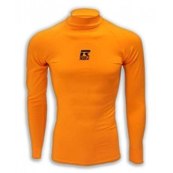 Camiseta Termica Naranja ROX Gold junior