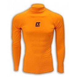 Camiseta Termica Naranja ROX Gold junior