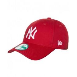 Gorra NEW YORK YANKEES Rojo-Blanco