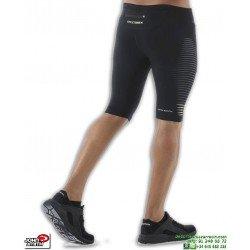Malla Corta Running JOHN SMITH TROY Negro correr atletismo deporte