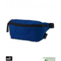 Riñonera Puma Buzz Waist Bag Azul Marino 073587-02
