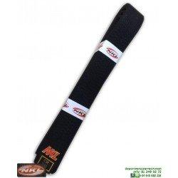 Cinturón de Karate NKL ESPECIAL Negro