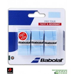 Babolat PRO TOUR Overgrip Tenis Azul 653037-136