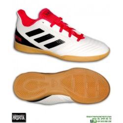 Adidas PREDATOR TANGO 18.4 Niños Negro Zapatilla Sala CP9259