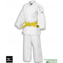 Kimono Judo MIZUNO KODOMO Judogi Blanco 6A3501