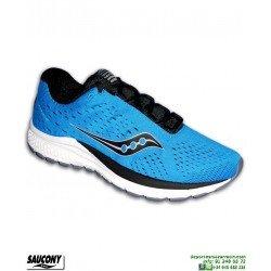 Saucony JAZZ 20 Zapatilla Running Neutra Azul S20423-2 hombre
