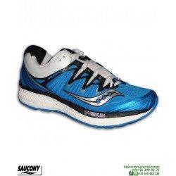 Saucony TRIUMPH ISO 4 Zapatilla Running Neutra Azul S20413-2 hombre