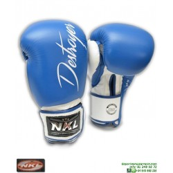 Guante Boxeo NKL DESTROYER Azul CGU00002-AZ