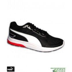 Zapatilla Deporte Puma ESCAPER TECH Negro training Running 365792-01 hombre