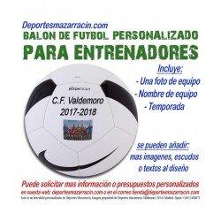 Balon Futbol PERSONALIZADO Para entrenadores nike Imagen foto nombre equipo fecha temporada pitch SC3166-100