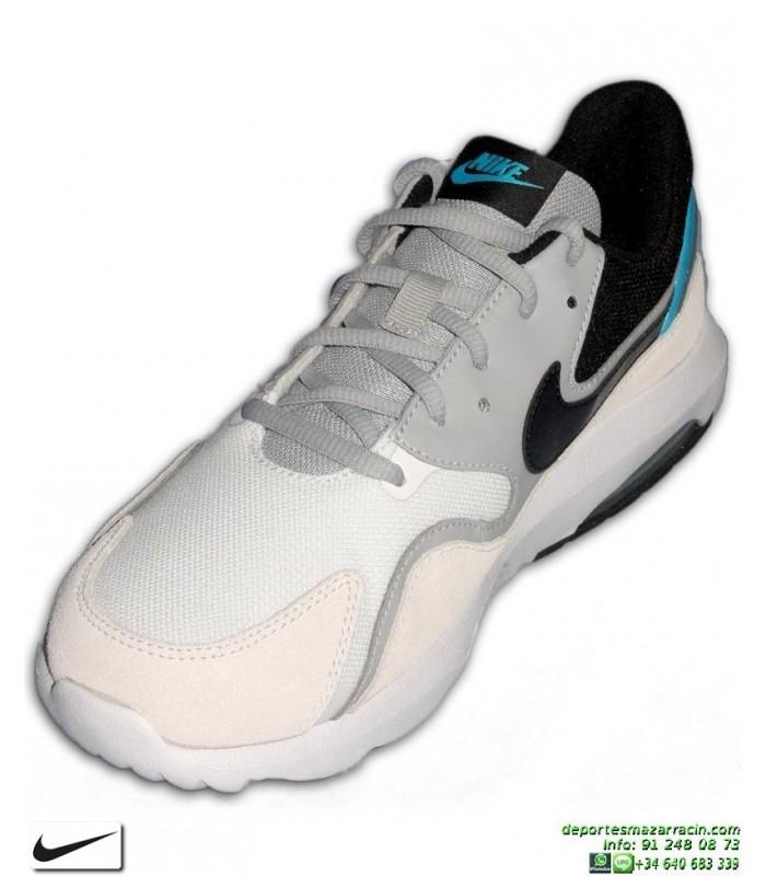 Zapatilla Nike AIR MAX NOSTALGIC Blanca Camara de Aire 916781 100