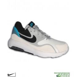 Zapatilla Nike AIR MAX NOSTALGIC Blanca Camara de Aire 916781-100 sneakers