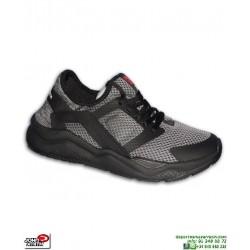 Sneakers John Smith RIVAL Negro zapatilla deportiva Hombre