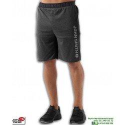 Pantalon Corto JOHN SMITH TARANI Gris-Negro hombre