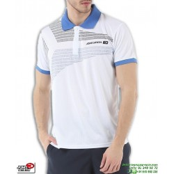 Polo Deporte JOHN SMITH BARDOLIN Blanco Poliester Transpirable Hombre