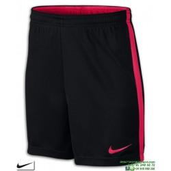 Pantalon Corto Junior NIKE DRY ACADEMY Negro-Rojo 832901-016 niños