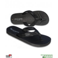 Chancla John Smith POL 18V Negro Unisex playa piscina