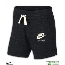 Short Chica NIKE SPORTSWEAR VINTAGE negro Vigore 890556-010 pantalon corto mujer algodon