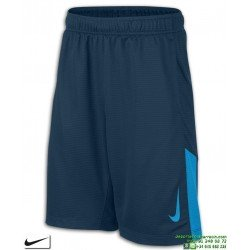 Pantalon Corto Junior NIKE Dry Training Shorts Azul 892496-474 niño Poliester DRI FIT short tenis padel verano